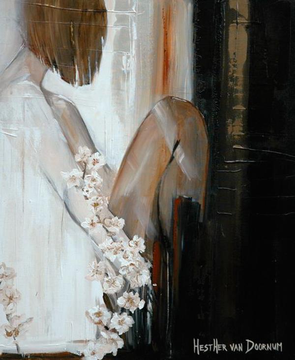 Paintings by Hesther van Doornum