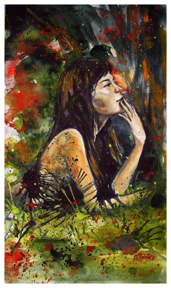 Paintings by Kameliya Velkova