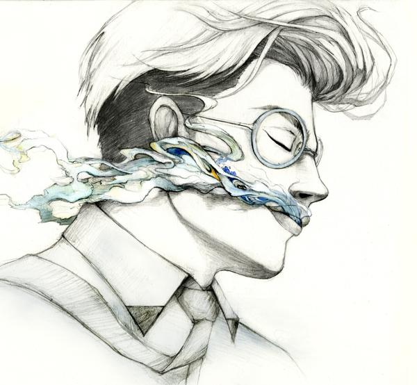 Vo Dang, illustration