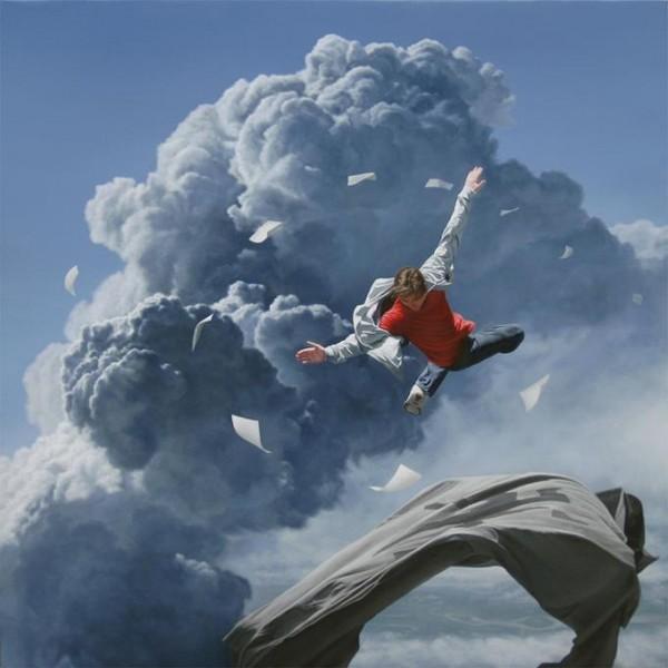 Paintings by Joel Rea
