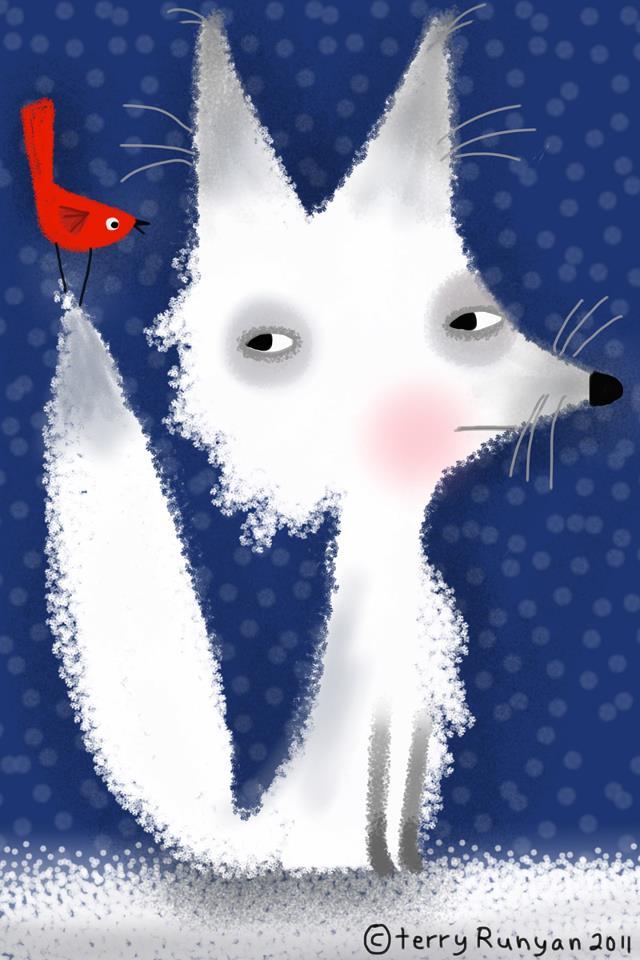 Terry Runyan, illustration