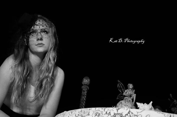 Tea Party, photography by Kat D.