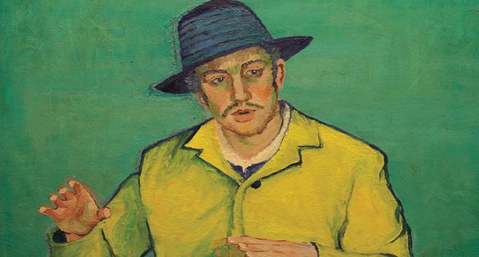 Loving Vincent Film - bring Van Gogh's paintings to life