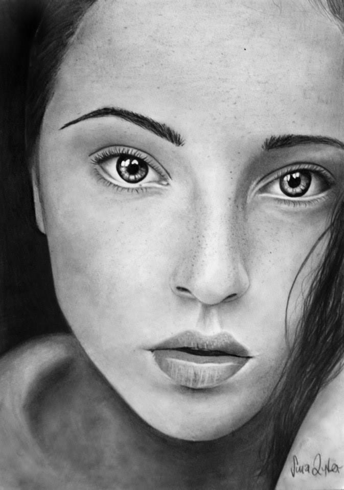 Sina Ryter, drawings