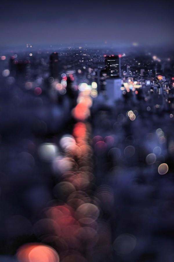 Tokyo Cityscapes by Takashi Kitajima