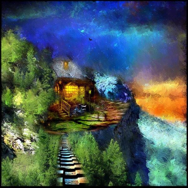 Bob Stroody, digital art