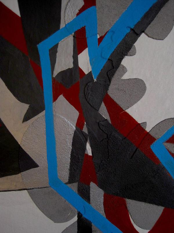 Eliška Turanská, art walls