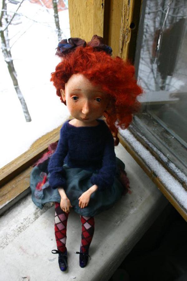 Katerina Kozunenko, dolls and toys