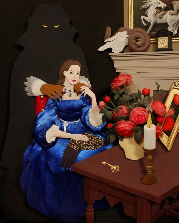 Paper Stories by Cheong-ah Hwang