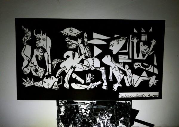 Amazingly unique pieces, the Art of shadows by Teodosio Sectio Aurea
