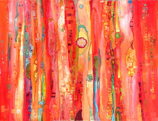 Marilyn Cvitanic, paintings