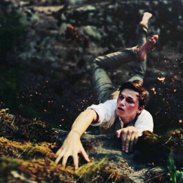 Dark and fantastical tales, spectacular self-portraits by Alex Stoddard