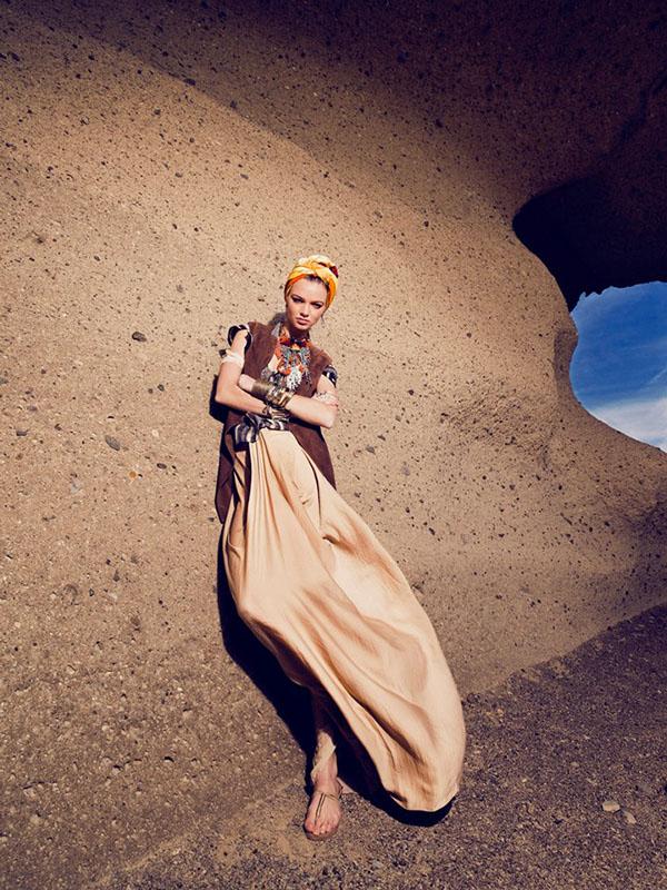 Nomad, fashion styling by Jose Herrera