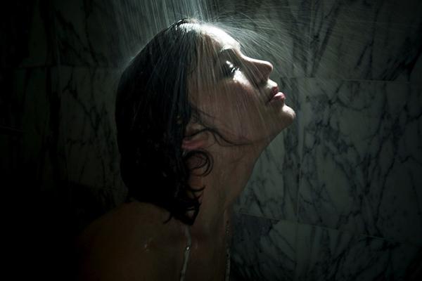 The shower series, photography by Manjari Sharma