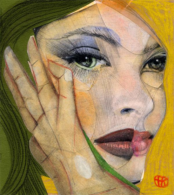 Women, illustration by Takahiro Kimura