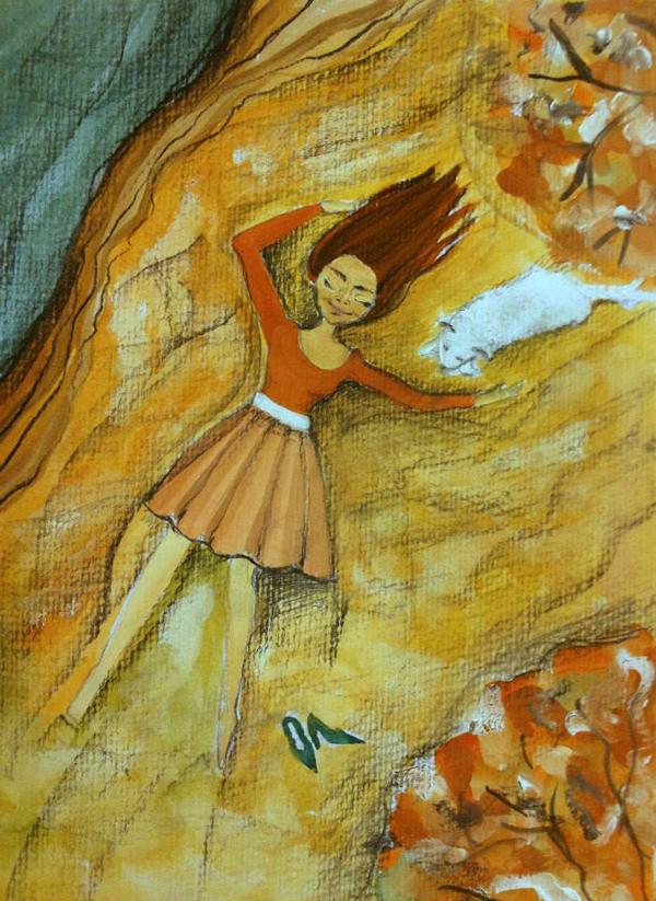 Iuliana Ruxandra Iacobescu, painting
