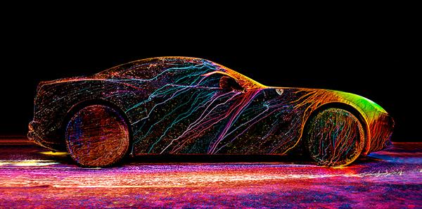 Ferrari - State of the Art, project by Fabian Oefner