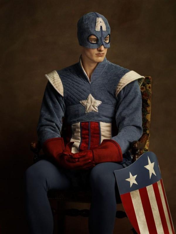 Super Flemish, incredible Superhero and Star Wars cosplay by Sacha Goldberger