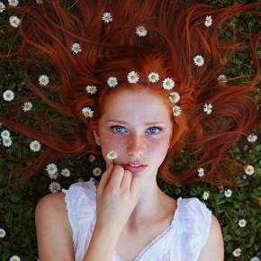 Spring freckles, photography by Maja Topčagić