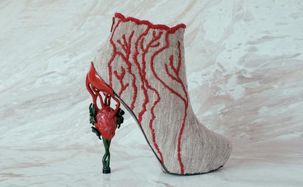 Fantasy Shoes by Anastasia Radevich