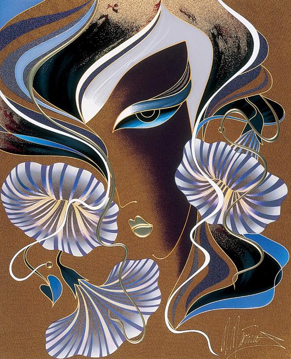 Martiros Manoukian, paintings