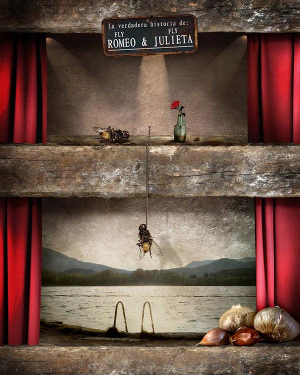 Realidades Inventadas, digital art by Oriol Jolonch