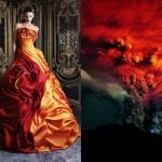 """""""1 + 1″ Fashion and Nature by Liliya Hudyakova"""