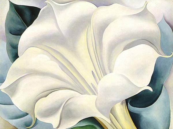 Georgia O'Keeffe, paintings