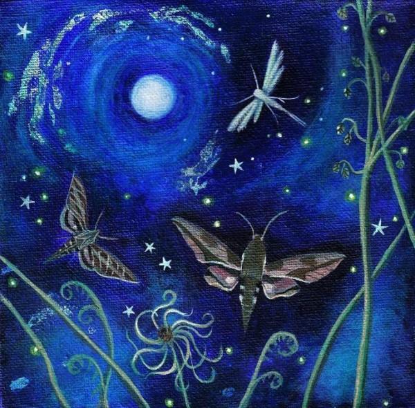 Karen Davis, paintings