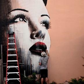 Street art by Rone