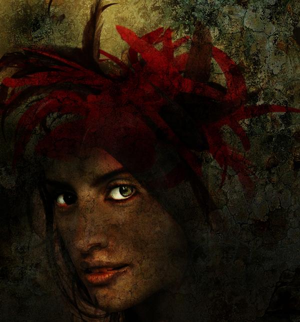 Women, digital art by Silvia Brumana