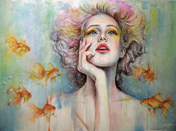 Alfie Gatt, paintings
