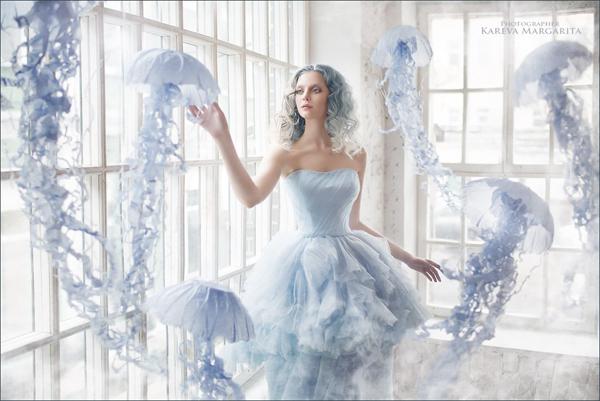 Magical photos by Russian photographer Margarita Kareva