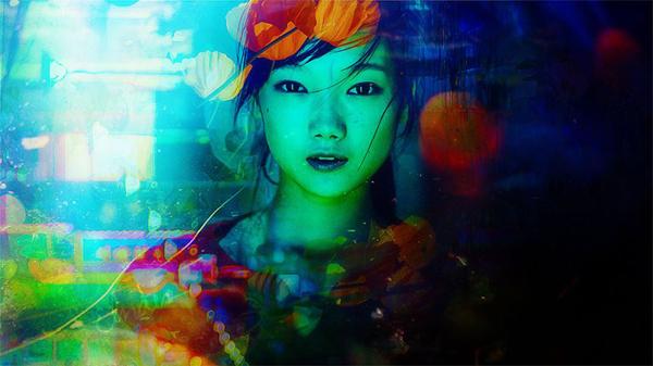 Elizabeth Hinders, digital photomanipulation