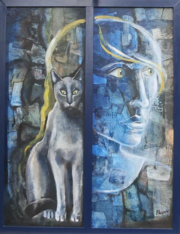Muriel Laporte, paintings