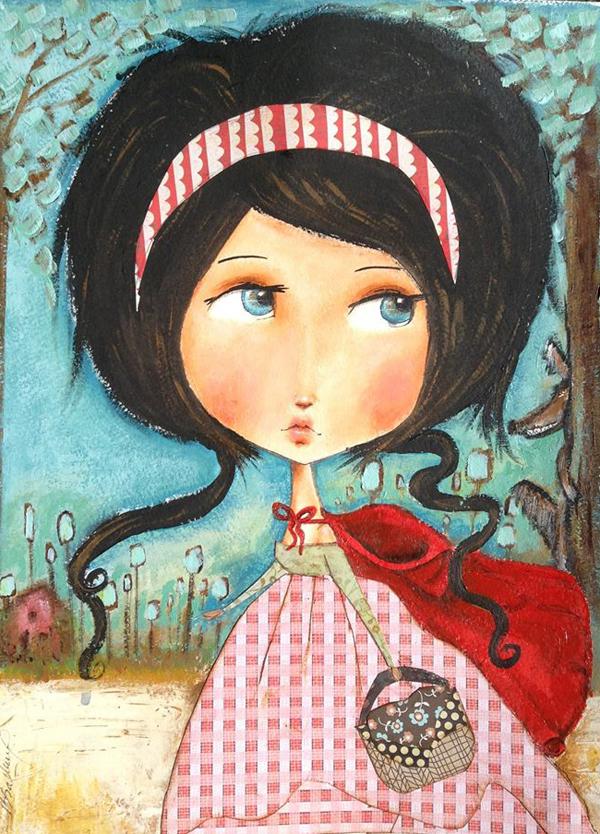 Paintings by Patti Ballard