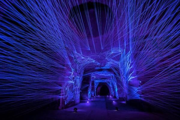 Stellar Cave series by Julien Salaud
