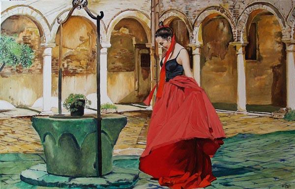 Dariusz Żejmo, paintings