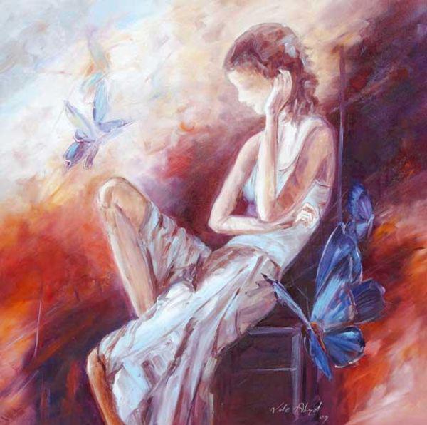 Lale Akyol, paintings