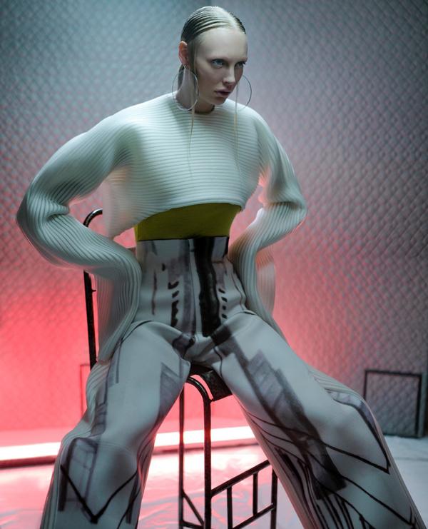 Secret4, fashion by X-presion