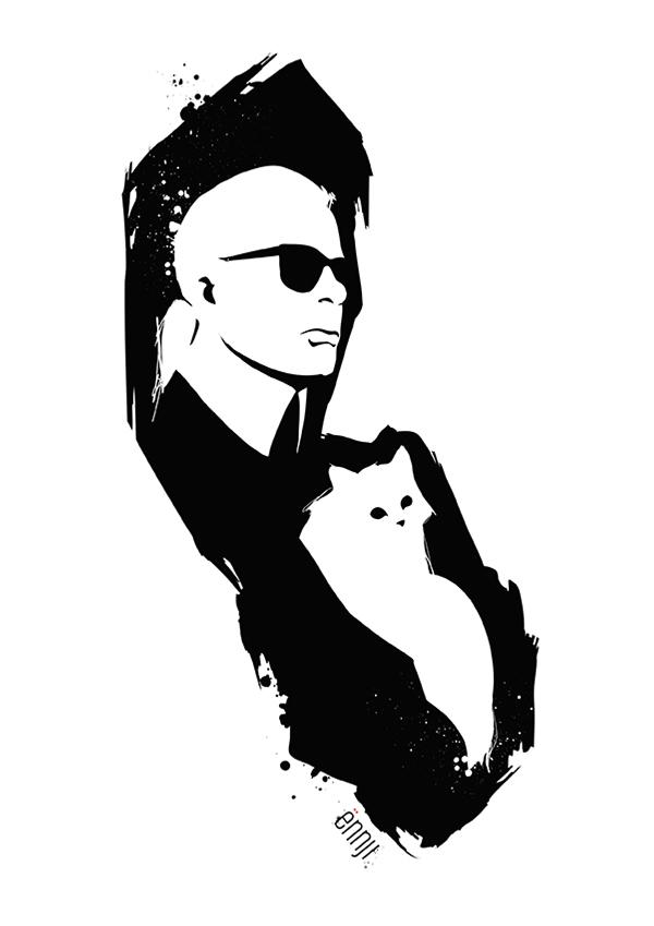 Ënnji, fashion illustration