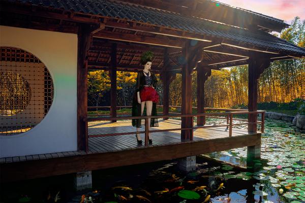 HUF Magazine: The Lost (Geisha), project by Jvdas Berra