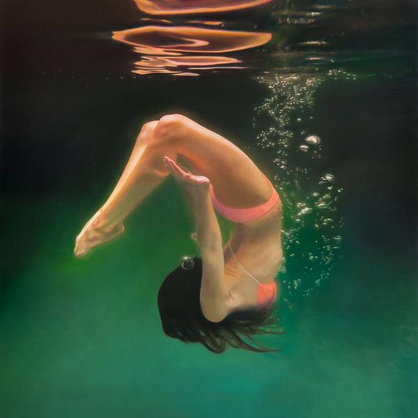 Hyper-realistic paintings by Matt Story