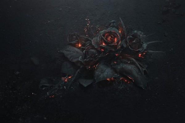 The Ash, digital art by Ars Thanea