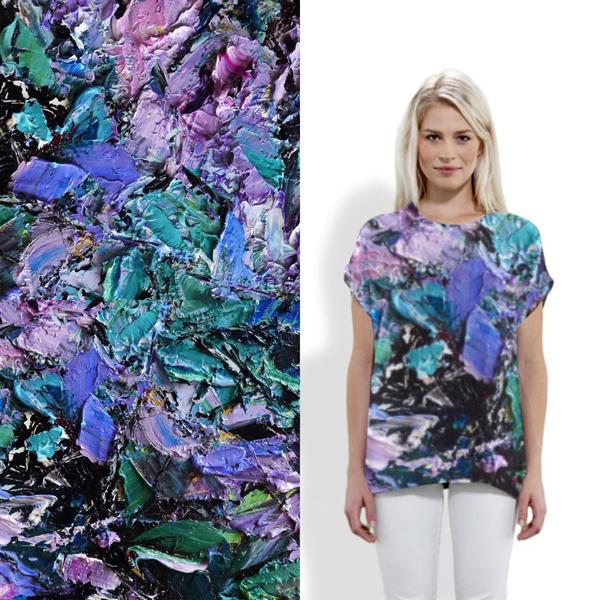 Marianna Khodakova Exclusive print collection for Vida Shop