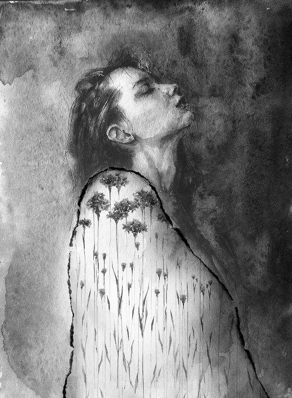 The MOOD, illustration by Tatjana Djakova