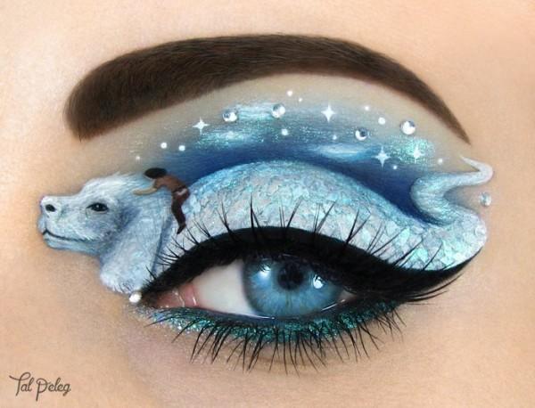 Eye-art by Tal Peleg