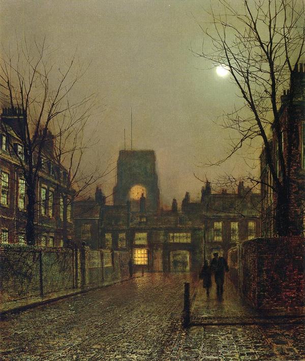 John Atkinson Grimshaw, Painter of Moonlight