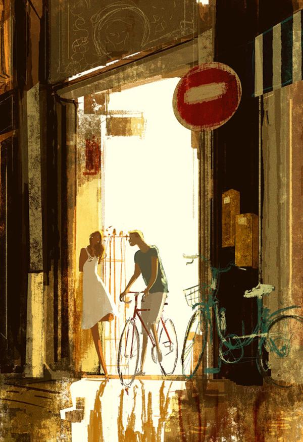 Pascal Campion, drawings