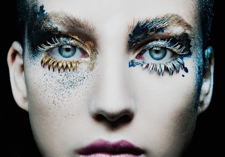 The World Through My Eyes, viral GIF art sensation by George Redhawk